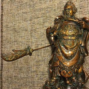 Guan Yu -Fighting Warrior.